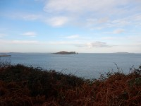 Howth town